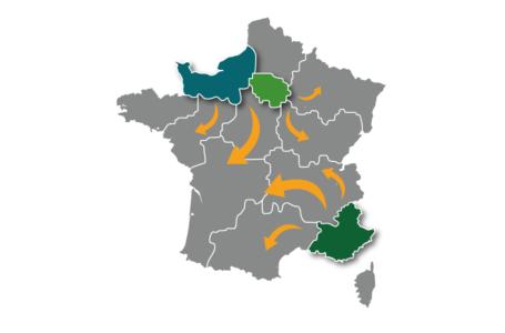 ISODIAG recrute - Le Havre - Paris - Marseille
